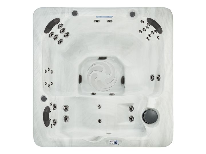 You Need to See the New Hot Tub Models by American Whirlpool - Aqua ...