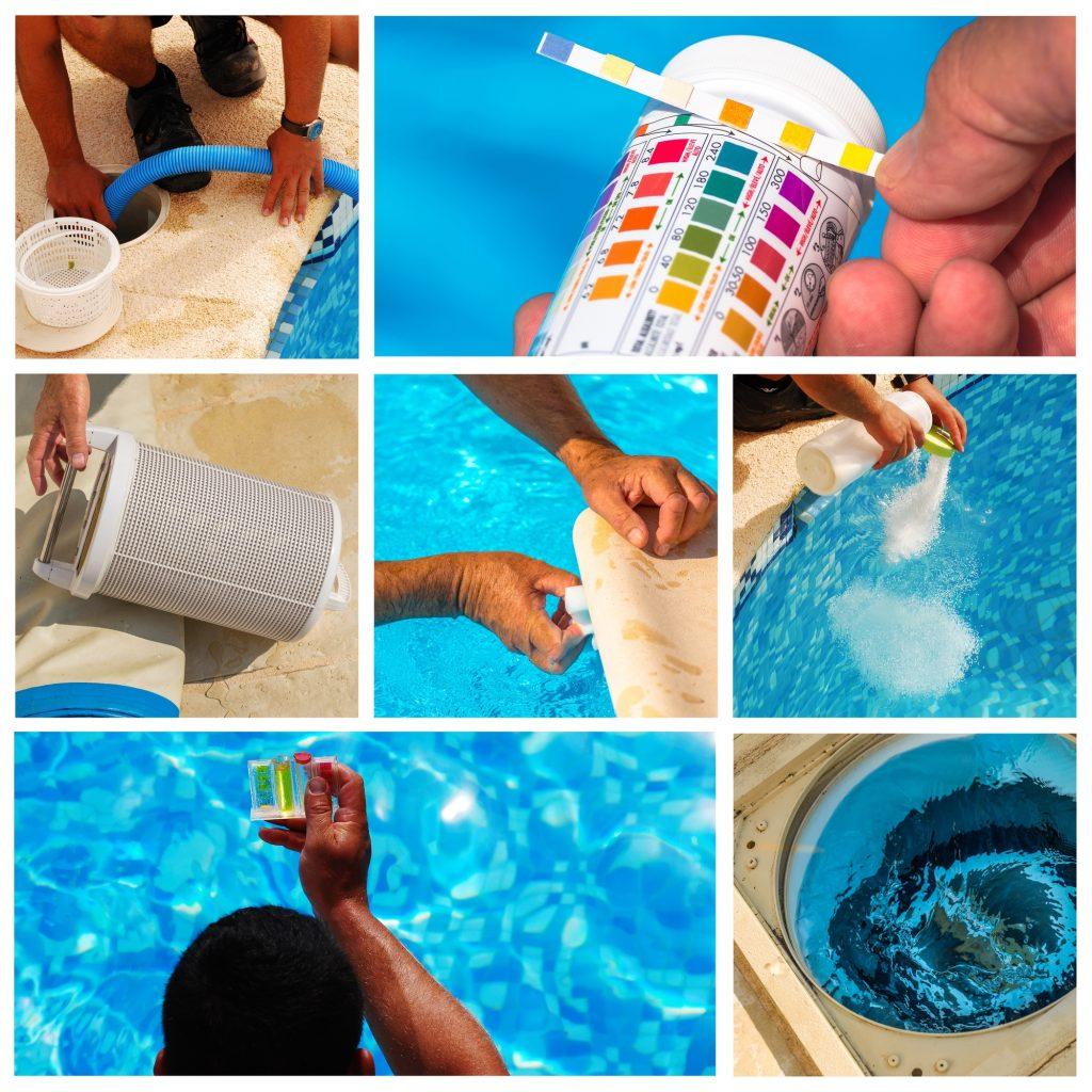 5 Benefits Of Professional Pool Cleaning Aqua Spas Pools