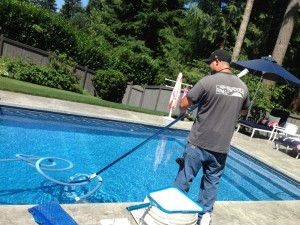 Pool Cleaning Services Done By Maintenance Mike