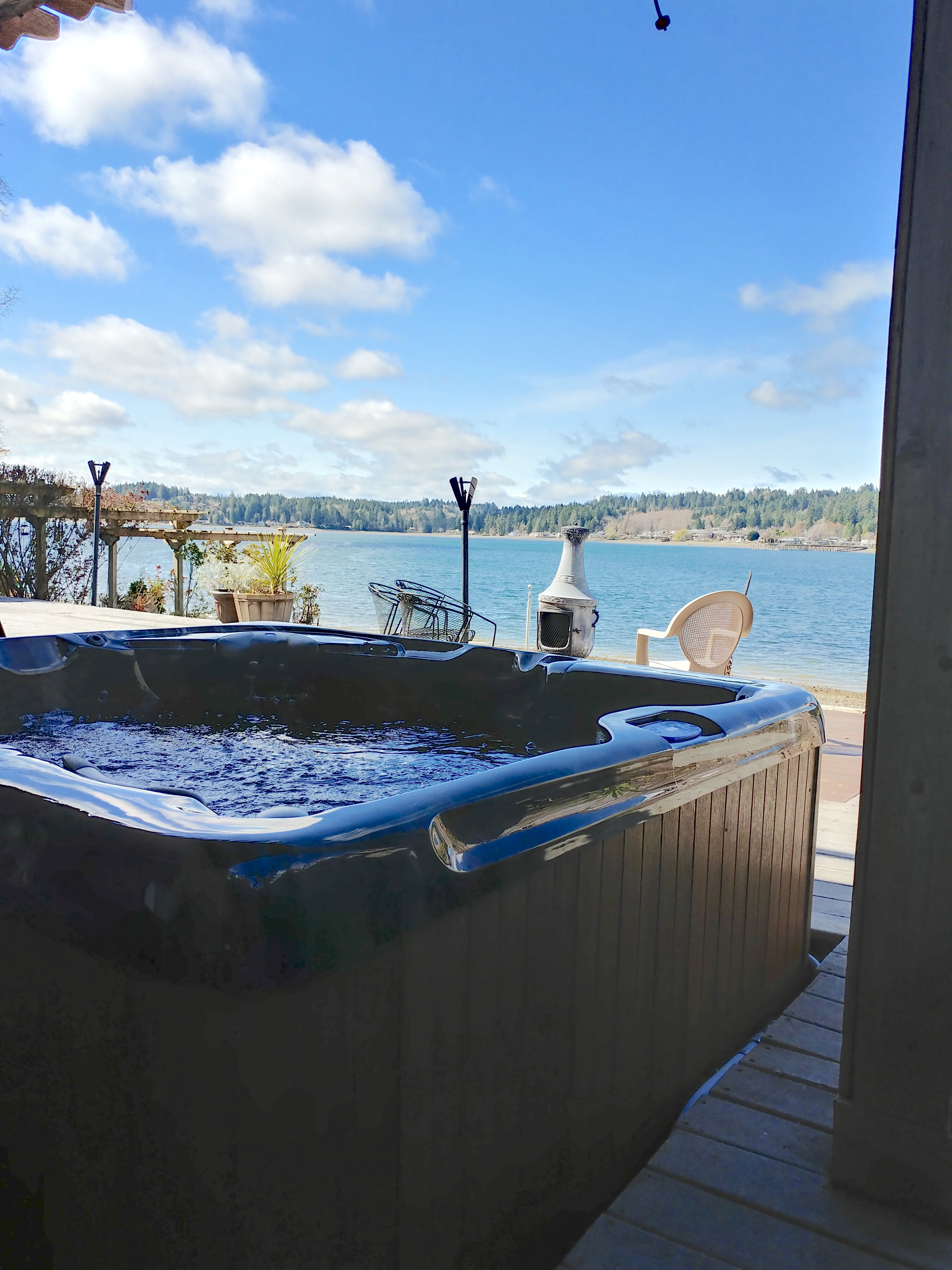 5 Things You Should Never Do to Your Hot Tub