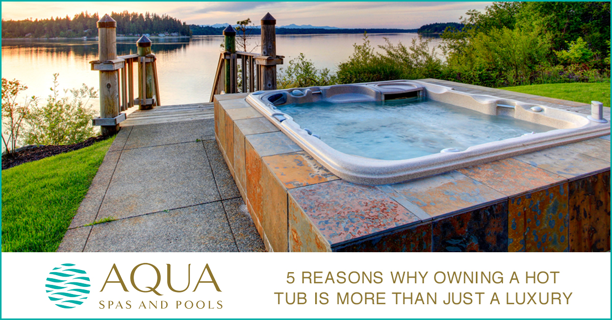 Health Benefits of Owning A Hot Tub