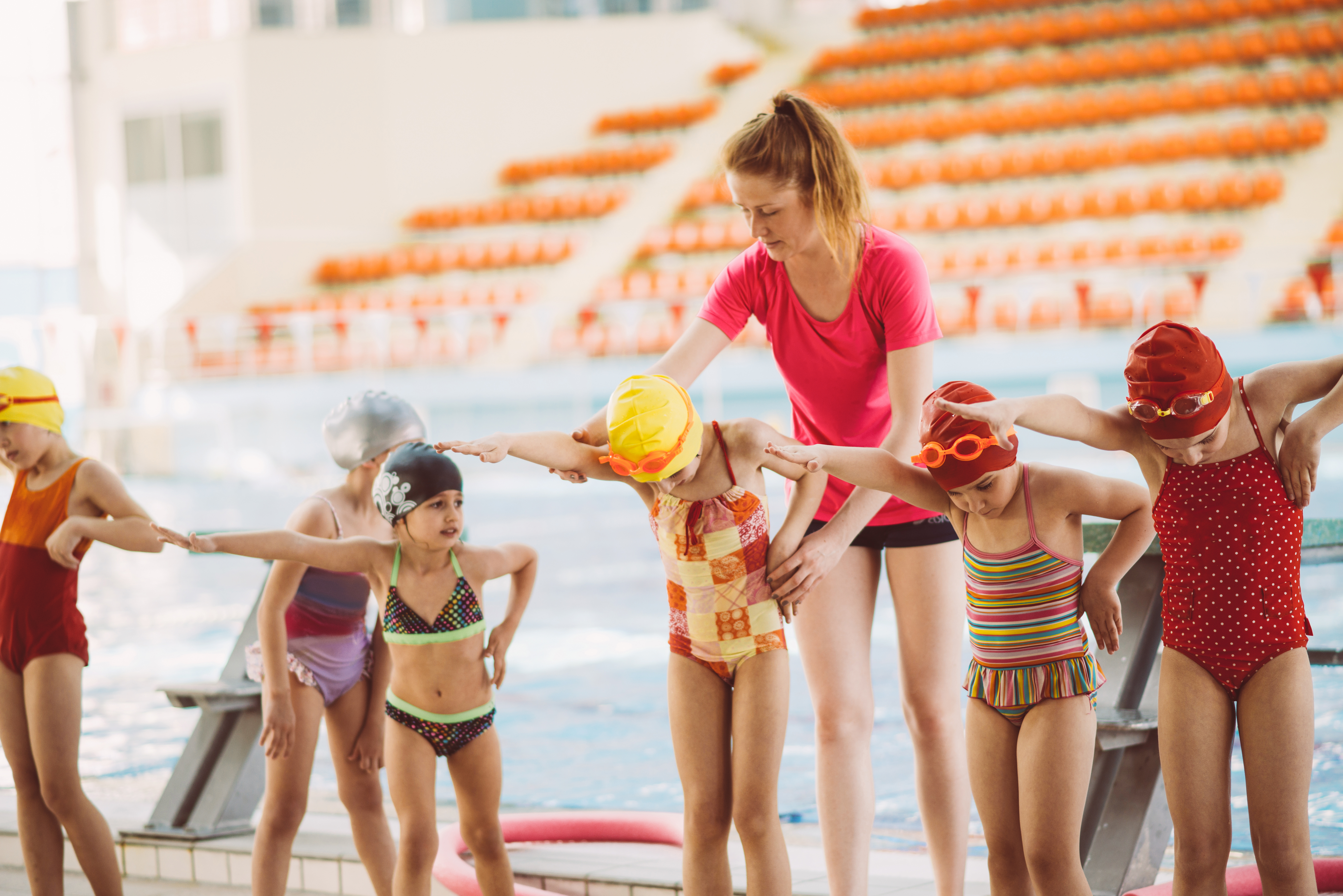 Best Places for Swimming Lessons in Gig Harbor