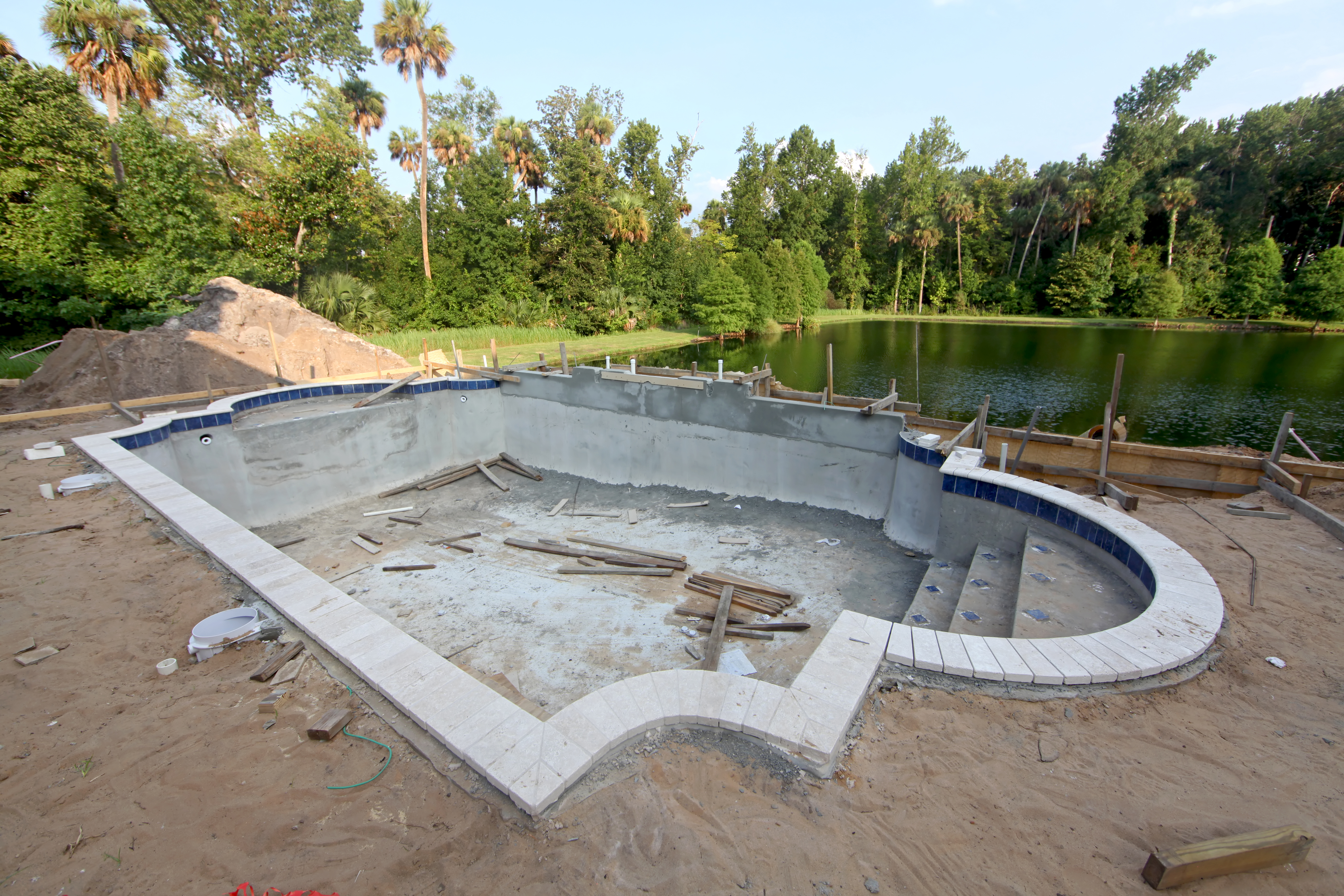 What to Know About Building a Swimming Pool | Aqua Spas and ...